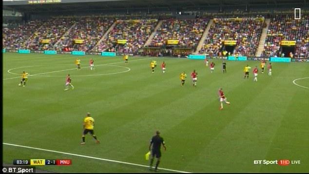 Mourinho đổ lỗi cho học trò về thất bại trước Watford - Ảnh 2.
