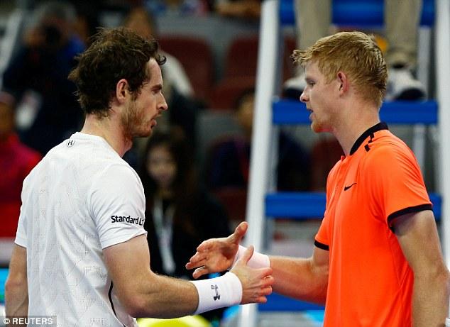 China Open 2016: Đánh bại Edmund, Murray vào bán kết - Ảnh 1.