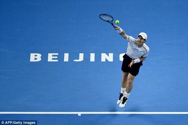 China Open 2016: Đánh bại Dimitrov, Murray giành danh hiệu thứ 40! - Ảnh 1.