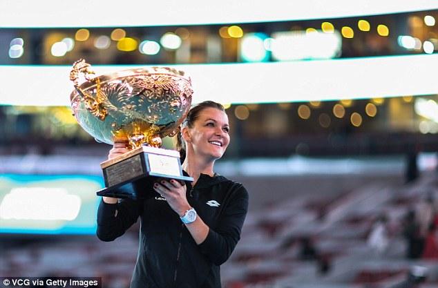 Chung kết đơn nữ China Open 2016: Radwanska giải mã hiện tượng - Ảnh 2.