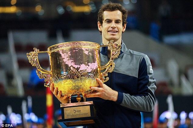 China Open 2016: Đánh bại Dimitrov, Murray giành danh hiệu thứ 40! - Ảnh 2.
