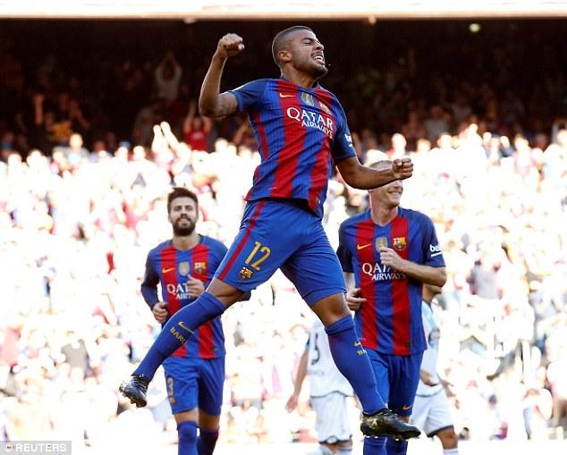 VIDEO, Barcelona 4-0 Deportivo: Messi ghi dấu ấn ngày trở lại! - Ảnh 1.