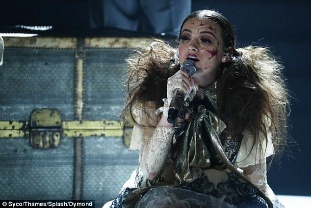 Tử thần ghé thăm The X-Factor, giám khảo sợ hãi bật dậy khỏi ghế nóng - Ảnh 13.