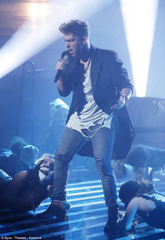 Tử thần ghé thăm The X-Factor, giám khảo sợ hãi bật dậy khỏi ghế nóng - Ảnh 10.