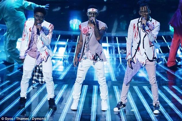 Tử thần ghé thăm The X-Factor, giám khảo sợ hãi bật dậy khỏi ghế nóng - Ảnh 11.