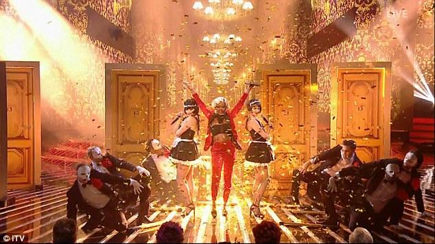 Tử thần ghé thăm The X-Factor, giám khảo sợ hãi bật dậy khỏi ghế nóng - Ảnh 9.