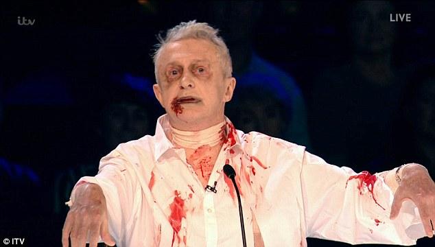 Tử thần ghé thăm The X-Factor, giám khảo sợ hãi bật dậy khỏi ghế nóng - Ảnh 3.