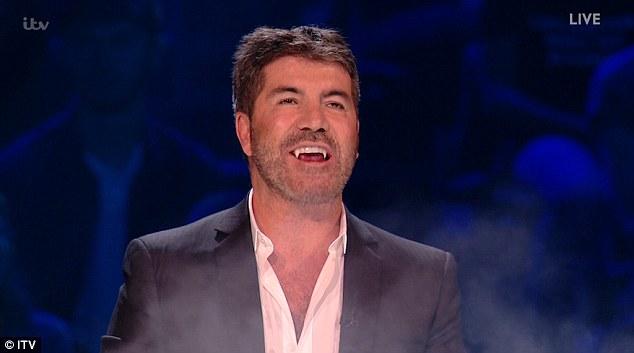 Tử thần ghé thăm The X-Factor, giám khảo sợ hãi bật dậy khỏi ghế nóng - Ảnh 2.