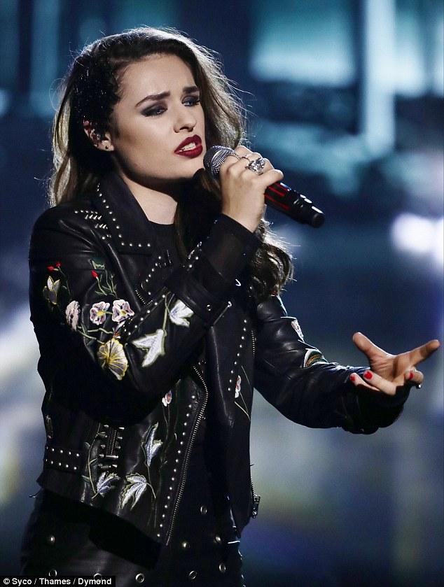 Tử thần ghé thăm The X-Factor, giám khảo sợ hãi bật dậy khỏi ghế nóng - Ảnh 14.