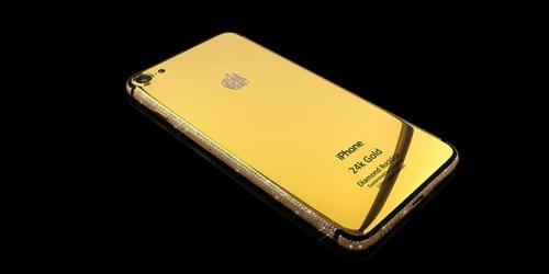 iPhone 7 mạ vàng, đính kim cương giá từ 3.000 USD - Ảnh 6.