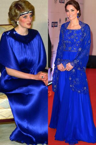 Sự tương đồng giữa bất ngờ giữa Kate Middleton và Công nương Diana - Ảnh 3.