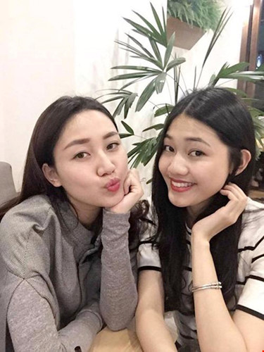 Ngô Thanh Thanh Tú - Ngô Trà My: Cặp chị em duy nhất cùng là Á hậu - Ảnh 2.