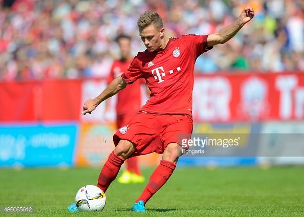 Joshua Kimmich - Phát hiện mới của Bayern Munich - Ảnh 1.