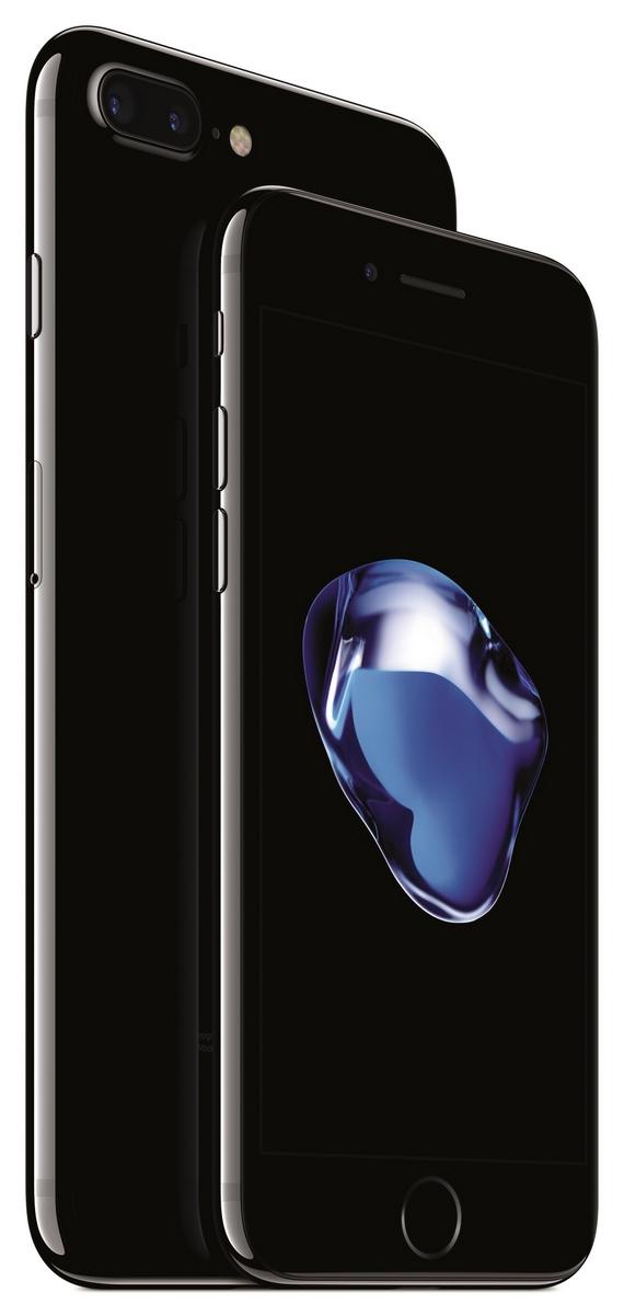 Cận cảnh iPhone 7, iPhone 7 Plus phiên bản màu đen mới cực chất - Ảnh 23.
