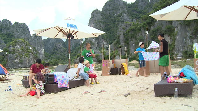 Phạm Hương ngồi ghế nóng Bước nhảy ngàn cân, Giọng hát Việt nhí vào vòng Liveshow - Ảnh 1.