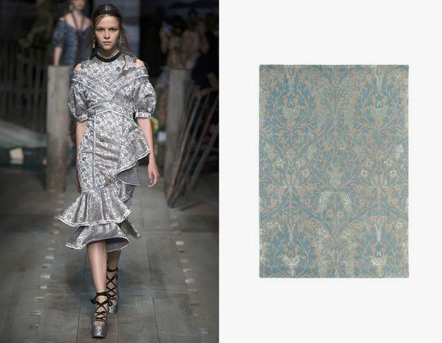 Mang đồ nội thất lấy cảm hứng từ Tuần lễ thời trang London vào nhà bạn - Ảnh 5.