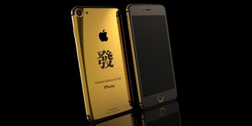 iPhone 7 mạ vàng, đính kim cương giá từ 3.000 USD - Ảnh 4.
