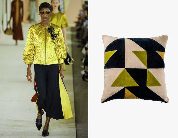 Mang đồ nội thất lấy cảm hứng từ Tuần lễ thời trang London vào nhà bạn - Ảnh 6.