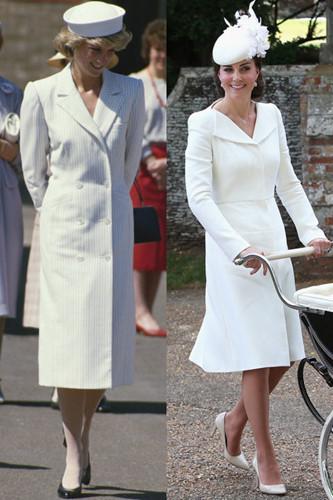 Sự tương đồng giữa bất ngờ giữa Kate Middleton và Công nương Diana - Ảnh 5.
