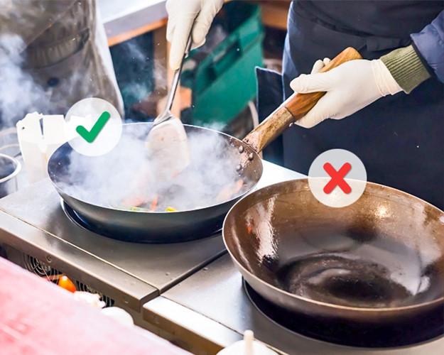 Những sai lầm phổ biến khi nấu nướng có thể làm hỏng món ăn - Ảnh 5.