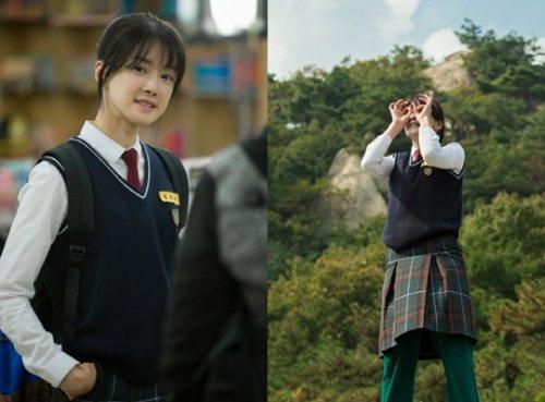 Khám phá hậu trường thú vị của phim Hàn Quốc Tình yêu ngay thẳng - Ảnh 1.
