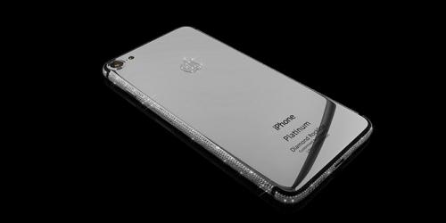 iPhone 7 mạ vàng, đính kim cương giá từ 3.000 USD - Ảnh 3.