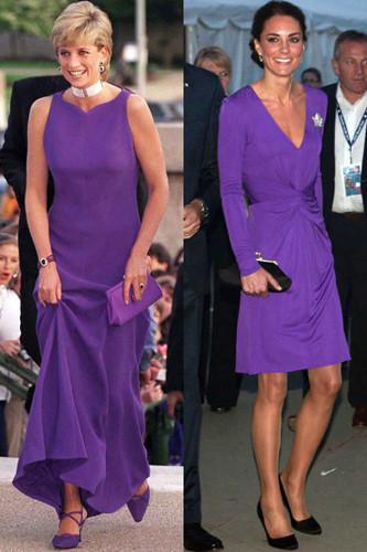 Sự tương đồng giữa bất ngờ giữa Kate Middleton và Công nương Diana - Ảnh 6.