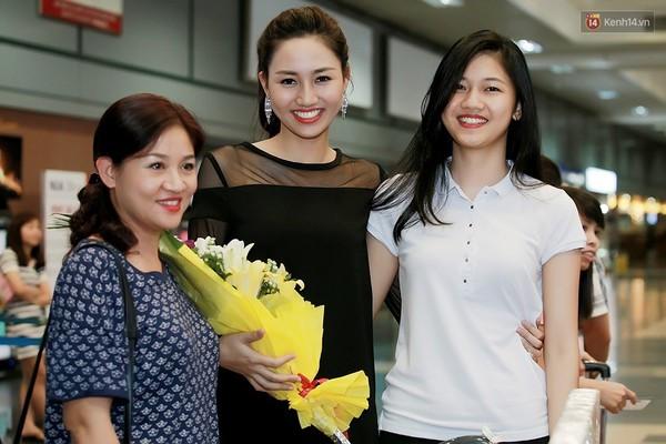 Ngô Thanh Thanh Tú - Ngô Trà My: Cặp chị em duy nhất cùng là Á hậu - Ảnh 4.