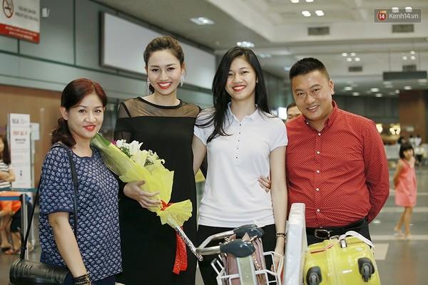 Ngô Thanh Thanh Tú - Ngô Trà My: Cặp chị em duy nhất cùng là Á hậu - Ảnh 5.