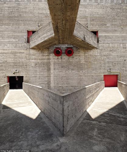 Những kiến trúc đẹp mê hoặc qua ống kính của các nhiếp ảnh gia - Ảnh 7.