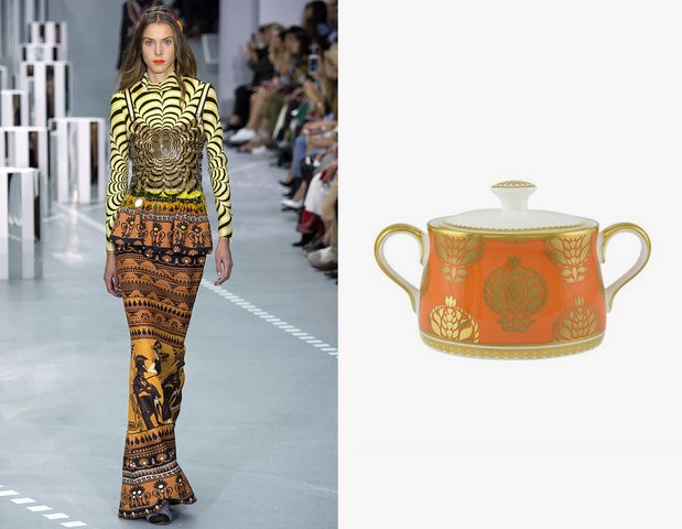 Mang đồ nội thất lấy cảm hứng từ Tuần lễ thời trang London vào nhà bạn - Ảnh 8.