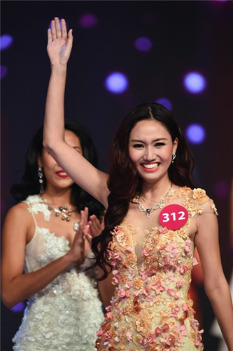 Ngô Thanh Thanh Tú - Ngô Trà My: Cặp chị em duy nhất cùng là Á hậu - Ảnh 3.