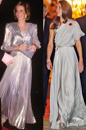 Sự tương đồng giữa bất ngờ giữa Kate Middleton và Công nương Diana - Ảnh 8.