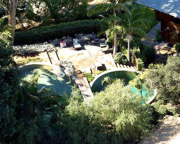 Những căn biệt thự xa hoa của cặp đôi Brad Pitt - Angelina Jolie - Ảnh 9.