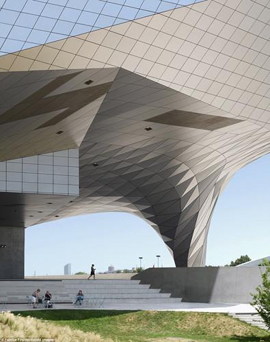 Những kiến trúc đẹp mê hoặc qua ống kính của các nhiếp ảnh gia - Ảnh 8.