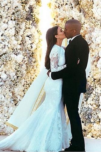 Đám cưới lộng lẫy của những người nổi tiếng - Ảnh 11.