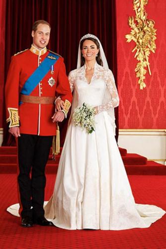 Đám cưới lộng lẫy của những người nổi tiếng - Ảnh 14.