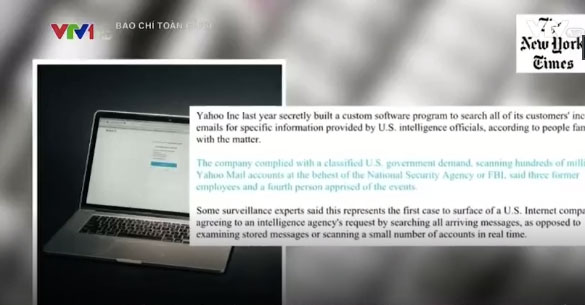 Yahoo bắt tay với FBI và thách thức từ niềm tin người dùng - Ảnh 1.