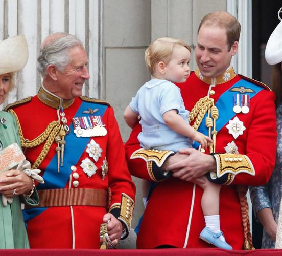 Những khoảnh khắc tuyệt vời của cha con hoàng tử William - Ảnh 5.