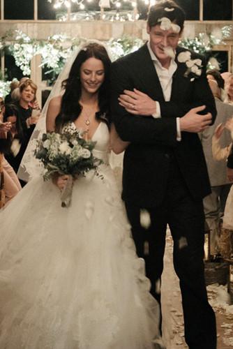 Đám cưới lộng lẫy của những người nổi tiếng - Ảnh 5.