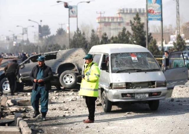 Afghanistan: Đánh bom xe ô tô, nhiều người bị thương - Ảnh 2.
