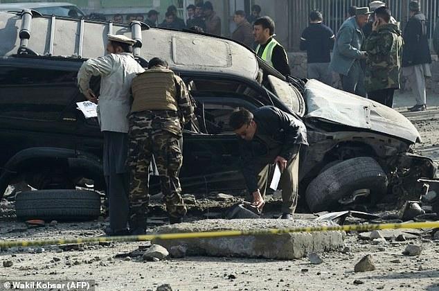 Afghanistan: Đánh bom xe ô tô, nhiều người bị thương - Ảnh 4.