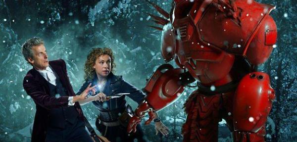 Phim truyền hình Doctor Who xuất hiện hình ảnh hậu trường đặc biệt - Ảnh 2.