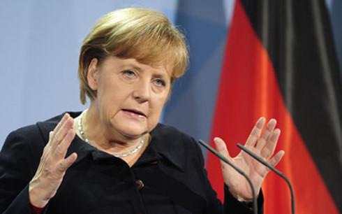 Những điểm yếu của nền kinh tế Đức dưới thời Thủ tướng Merkel - Ảnh 1.