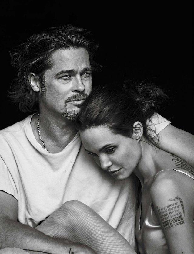 Brad Pitt bị nghiền nát bởi cuộc ly hôn với Angelina Jolie - Ảnh 2.