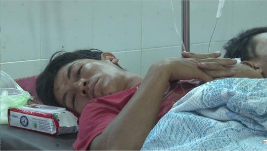 Sập lò gạch tại Đồng Tháp, 6 người nhập viện cấp cứu - Ảnh 1.