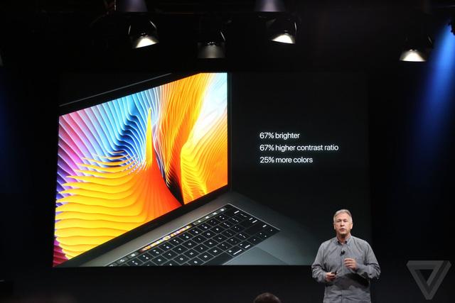 MacBook Pro 2016 ra mắt: Siêu mỏng, siêu nhẹ, hỗ trợ Touch ID, Touch Bar - Ảnh 5.