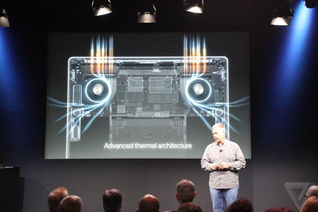 MacBook Pro 2016 ra mắt: Siêu mỏng, siêu nhẹ, hỗ trợ Touch ID, Touch Bar - Ảnh 6.