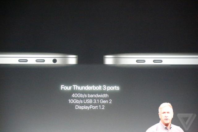 MacBook Pro 2016 ra mắt: Siêu mỏng, siêu nhẹ, hỗ trợ Touch ID, Touch Bar - Ảnh 9.