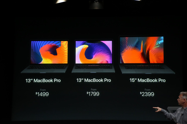 MacBook Pro 2016 ra mắt: Siêu mỏng, siêu nhẹ, hỗ trợ Touch ID, Touch Bar - Ảnh 10.